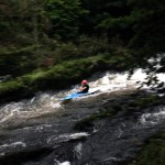 River Kayaking on the Teifi