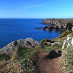 Welsh coastal path